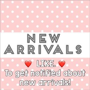 Other - ✨NEW ARRIVALS✨ LIKE THIS LISTING TO GET NOTIFIED